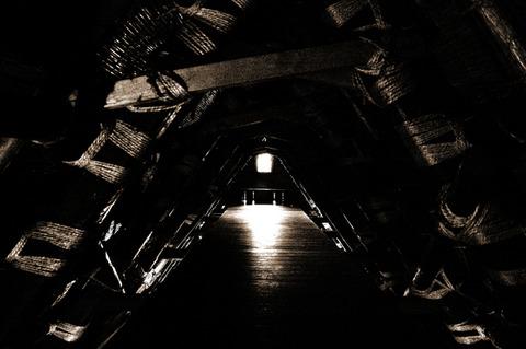 屋根裏の恐怖