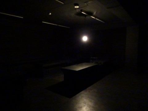 地下の空間