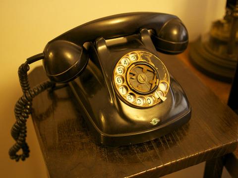 黒電話の未来