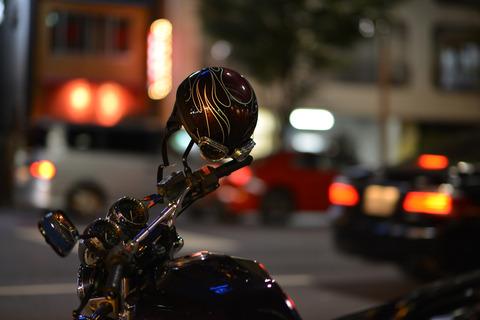 バイクの音