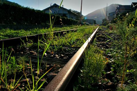 呼ばれる線路