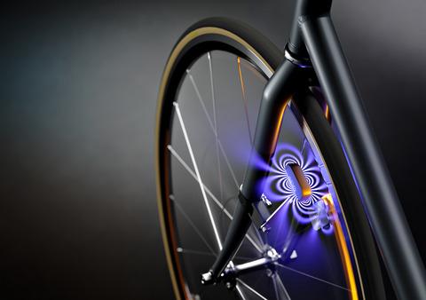 自転車が時を超えるのだ