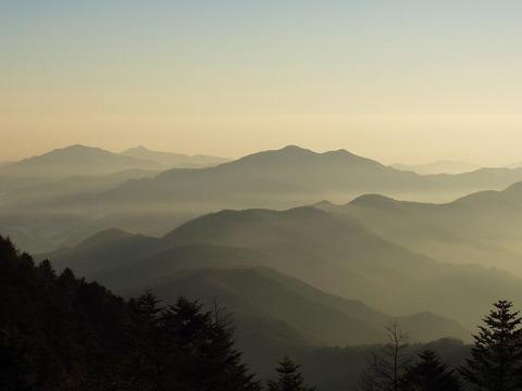 山の不思議