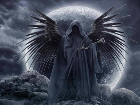 天使か死神か