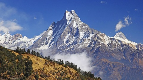 山への魅了