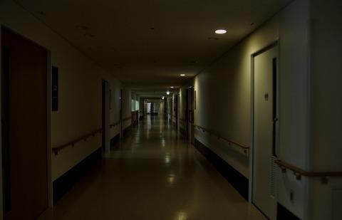 夜の病院2