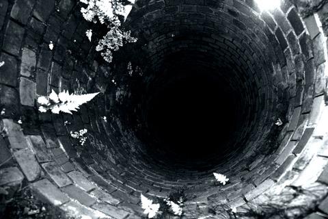 開かずの間の井戸