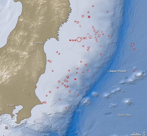 東日本大震災で1日の時間が短くなった