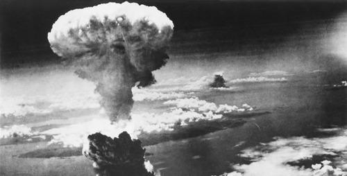 長崎と広島の原爆