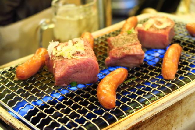 【渋谷】厚さ2.5センチの塊牛タンが旨い!大人気の渋谷肉横丁に行ってきました「仙台牛タン 由雄」
