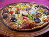 よくばりピザ