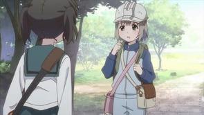 ヤマノススメ 第03話 03