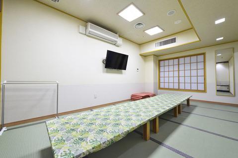 個室休憩所(和室)