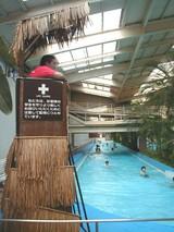 ライフガード:流れるプール