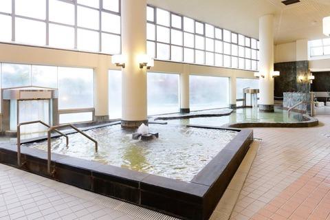 大浴場パレス:みかげ風呂