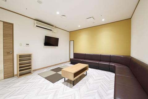 個室休憩所(洋室)