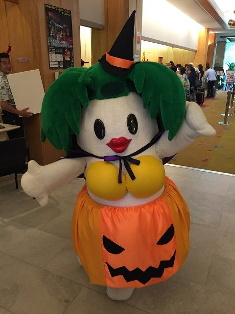ブログ用かぼちゃココねぇさん