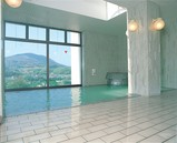 ホテル内展望浴場「湯の岳」
