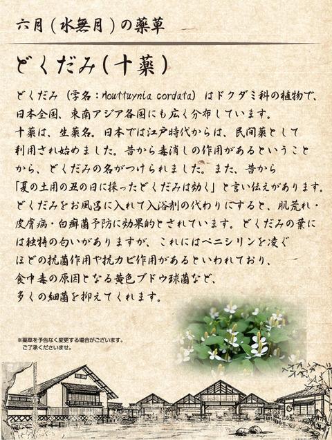 薬草蒸し風呂201806