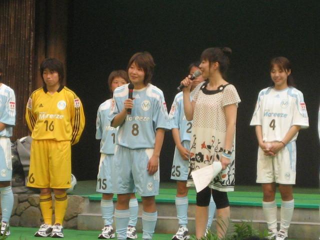 東京電力女子サッカー部マリーゼ