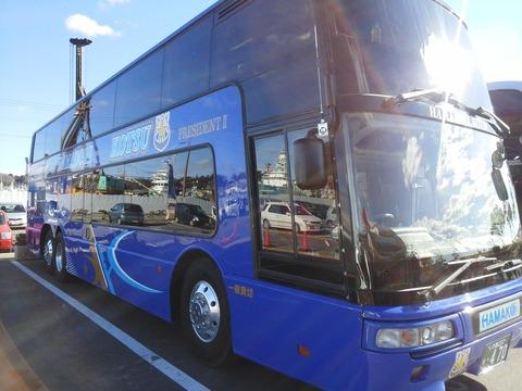 2階建大型観光バス