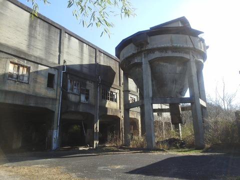 常磐炭礦内郷礦 中央選炭場