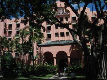 ザ・ロイヤル・ハワイアン・ホテル
