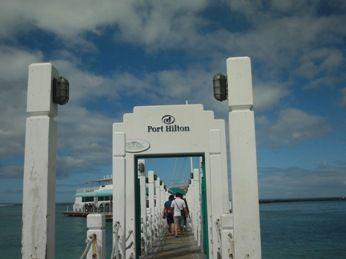 ヒルトン桟橋2