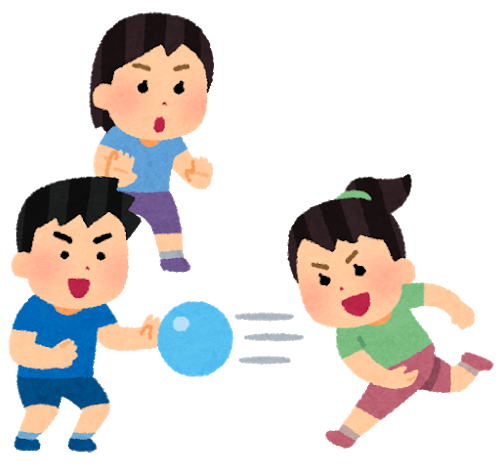 sports_dodgeball_boy_girl