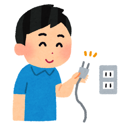setsuden_plug_man