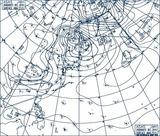 12月26日09時地上天気図