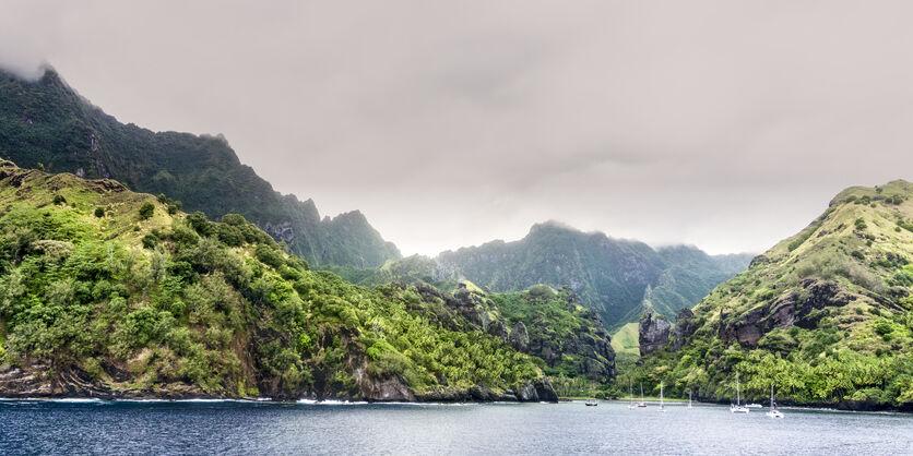 マルキーズ諸島