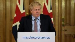 ジョンソン英首相、新型コロナ感染を公表