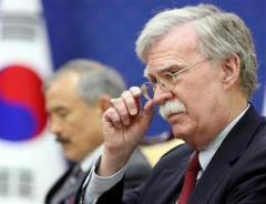 ボルトン氏、5倍をはるかに超える防衛費を韓国に要求