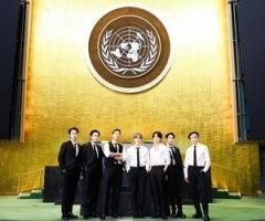 BTS国連パフォーマンス1200万回再生…米紙「コメ欄は紫色のハートであふれた」