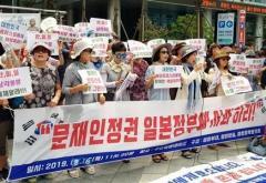 韓国 デモ事情 激変!「反日」から「反文」へ?
