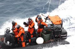「東京五輪ボイコットせよ」 英国で猛烈な反捕鯨デモ
