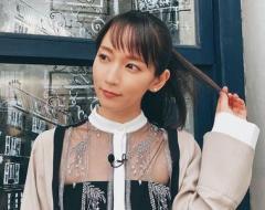 """吉岡里帆、""""どんぎつね""""の新CM匂わせる"""