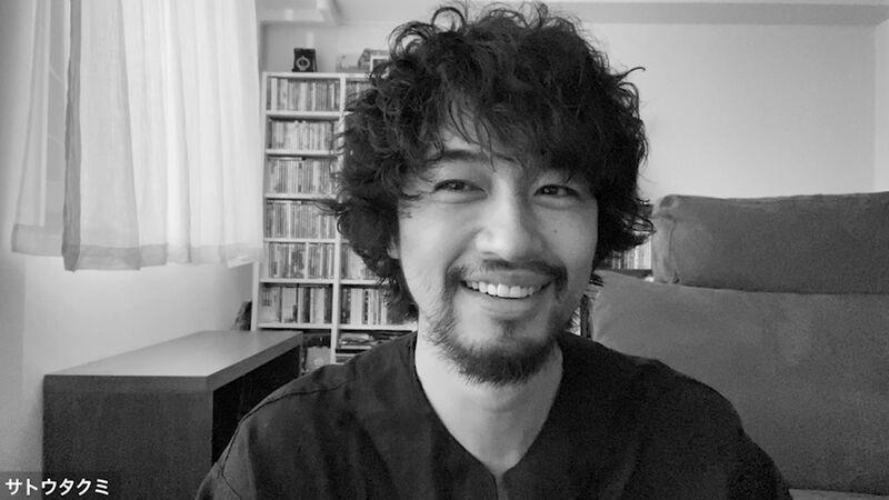 斎藤工 (C)日本映画専門チャンネル/ロックウェルアイズ