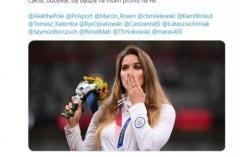 深イイ話「銀メダルをお金に換えて重病の赤ちゃんに…」 五輪女子選手のやさしさにポーランド国民ただ涙