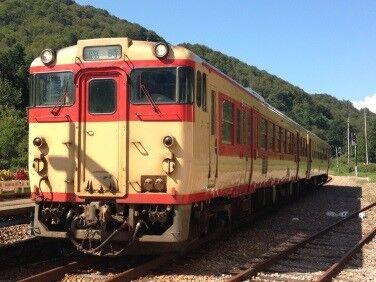 ▲国鉄急行色気動車(提供:JR東日本)