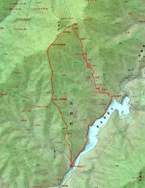 大谷 地図