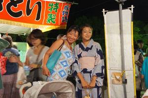 yokochan&naomichan