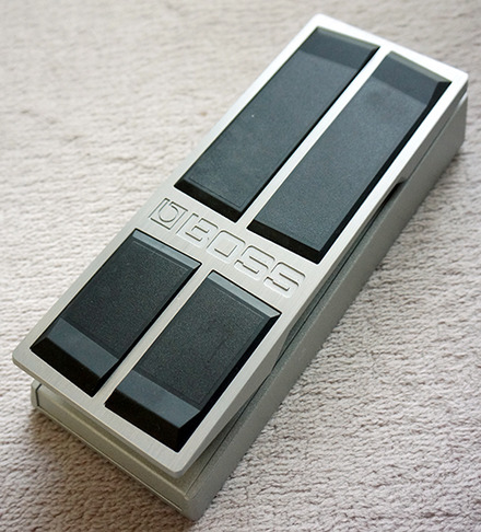 volume-pedal