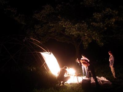 【03】夜の里山観察会