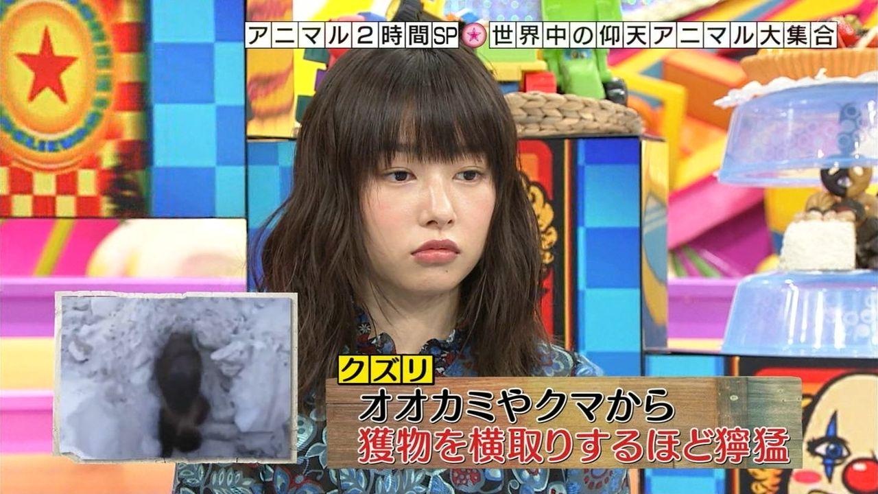 【画像】「岡山の奇跡」さんの真顔が可愛すぎると話題に