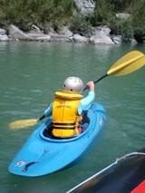 yoshino:kayak