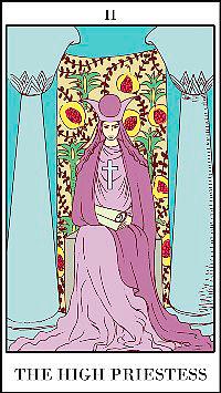女教皇(正位置)