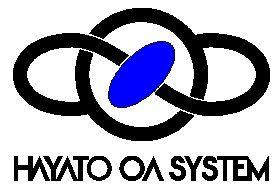 HAYATO OA SYSTEM ROGO