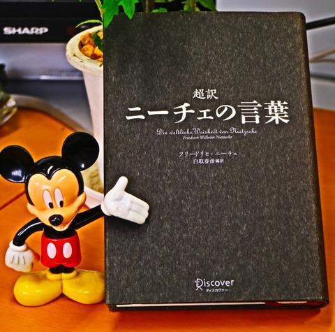 ニイチェの本 ミッキー